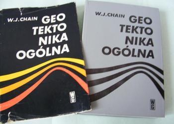 Geotektonika ogólna Wiktor Chain