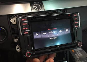 Nawigacja VW T6 Caddy Discover Media atywowana