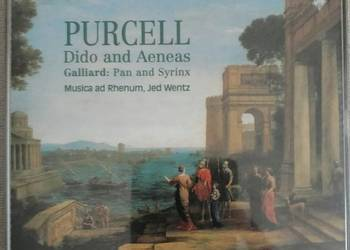 Henry PURCELL - Dido and Aeneas - JED WENTZ - 2CD