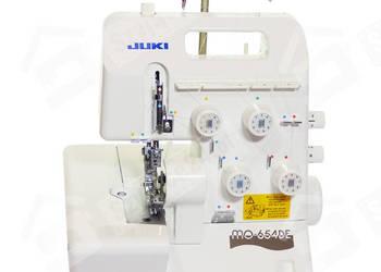 Maszyna Owerlok Juki MO-654DE(NOWA)+dostawa GRATIS