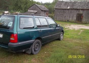 VW GOLF 3 1,8 z gazem - do negocjacji