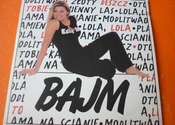 Płyta CD Bajm: Lola Modlitwa o złoty deszcz Plama na ścianie