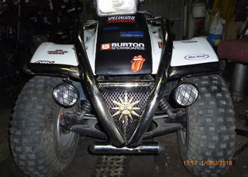 quad yamaha breeze 150
