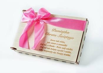 Pamiątka Chrztu Świętego, pudełko na pieniądze NP2