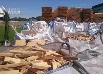 Drewno opałowe świerk do rozpałki worki hurt BIG-BAG
