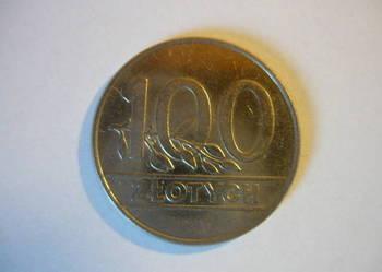 100 złotych 1990 r