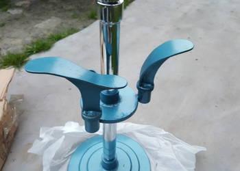 Maszyna szewska, naprawa obuwia, kopyto metalowe, szewskie