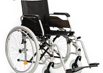 Wózek inwalidzki - wypożyczalnia sprzętu rehabilitacyjnego -