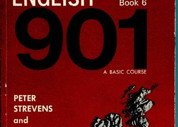 English 901 Book 6.  Plus dwie płyty. Komplet