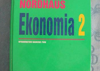 """Ekonomia 2"" - Samuelson, Nordhaus - stan bardzo dobry."
