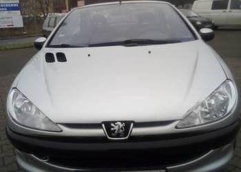 Peugeot 206 CC poj.1.6 rok 02 do opłat   mogę zamienić
