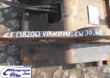 Szybkozłącze hydrauliczne  Verachtert  CW 30, 40