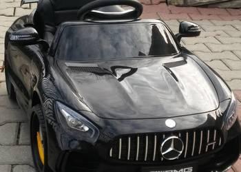 Samochód auto dla dzieci na akumulator-Mercedes AMG GT R