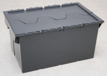 Pojemnik magazynowy z pokrywą 60x40x30cm Dzierżoniów