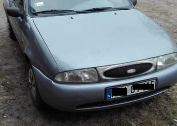 Ford Fiesa MK4, 1.25, Ghia
