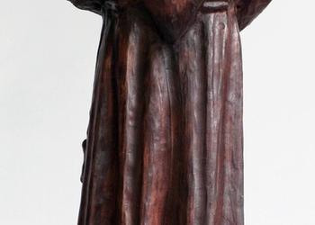 Rzeźba drewniana Św. Franciszek - 52 CM