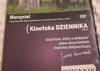 Film DVD Marzyciel (2004) DVD z lektorem.Nowa