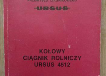 Katalog Części Zamiennych URSUS 4512