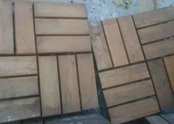 Drewniany Parkiet Tarasowy