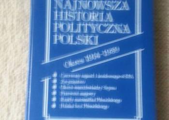 Najnowsza Historia Polityczna polski jeden tom