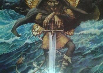JETHRO TULL - Broadsword And The Beast ,lp,82, Kanada