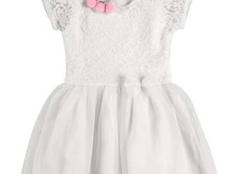 88d5c8c1c7 eleganckie sukienki dla dziewczynki - Sprzedajemy.pl