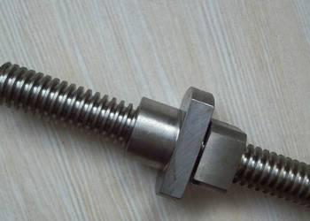 Mechanizm posuwu poprzecznego szlifierki do płaszczyzn typ