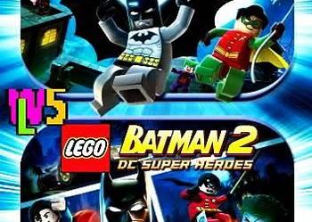 LEGO BATMAN 1 / BATMAN 2  BOX