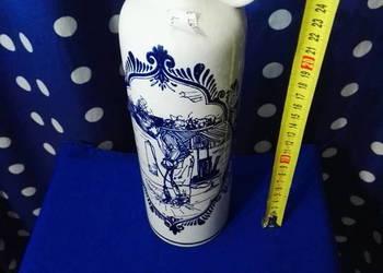Butelka/karafka porcelanowa holendreska kk 02