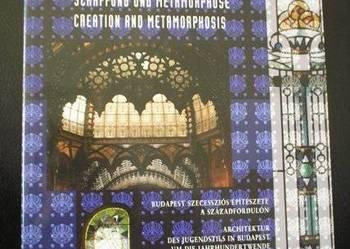 Nowy bogato ilustrowany album o architekturze Budapesztu