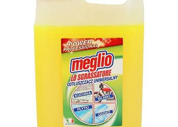 Meglio Sgrassatore odłuszczacz lemon kanister 5L