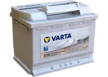 Akumulator VARTA SILVER 63Ah/610A D15