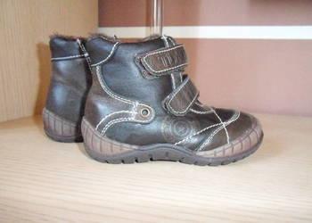 Kozaki jak nowe rozmiar 24 + gratis inne buty