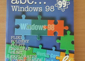 "KSIĄŻKA  "" ABC ... Windows 98 """