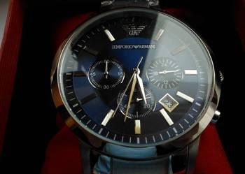 Zegarek męski armani ar2448 chronograf AR promocja