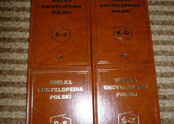 Wielka Encyklopedia POLSKI 4 tomy