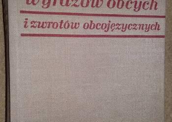Słownik wyrazów obcych i zwrotów obcojęzycz. - W.Kopaliński