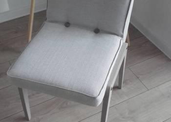 Fotel Krzesło AGA prl po renowacji