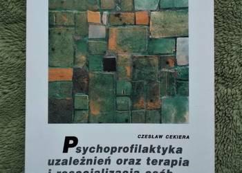Cekiera  -  PSYCHOPROFILAKTYKA UZALEŻNIEŃ /fa