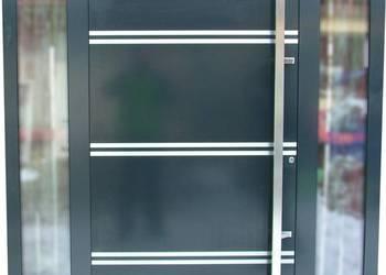 Drzwi zewnętrzne aluminiowe Schuco - producent na wymiar