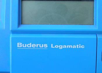 Palnik do pieca olejowego + sterowanie firmy Buderus