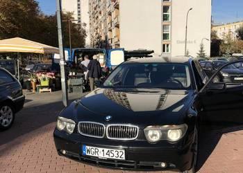 SPRZEDAM LUB ZAMIENIE BMW E 65 3.0D 2003R