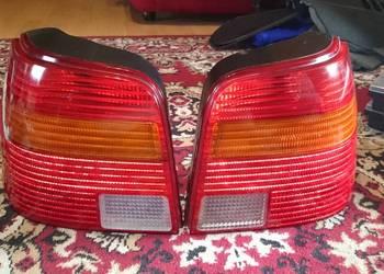 Lampy Tył golf IV VW komplet