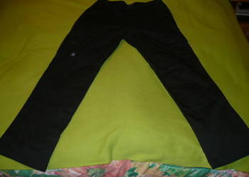 Spodnie czarne PROJOB
