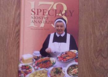 Książka kucharska - 173 specjały Siostry Anastazji(O/ FA