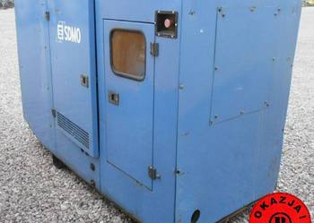Generator prądu 20 kW Agregat prądotwórczy 20 kVA Mitsubishi