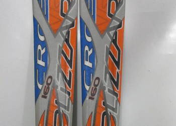 narty BLIZZARD RXK R cross /160cm