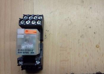 RELPOL przekaźnik 4P R4-2014 24VAC R4N 6A +podstawa