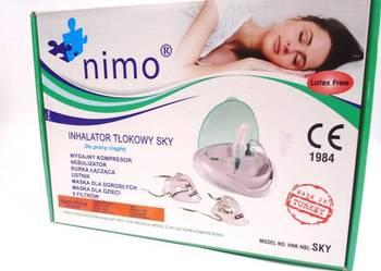 Inhalator NIMO SKY praca ciągła