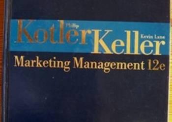 Marketing Management (Kotler, Keller) - po angielsku